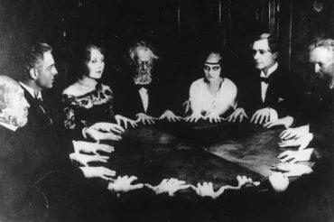 История спиритизма в Британии