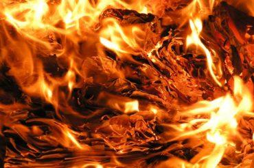 Огненная бездна ада
