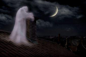 Какие бывают призраки?