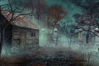 Демонические духи из потусторонней жизни