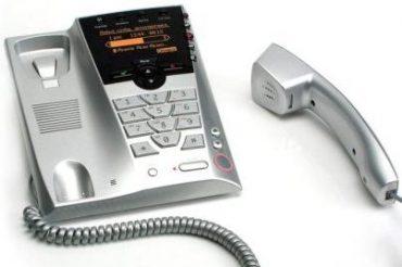 Электронный голос в автоответчике