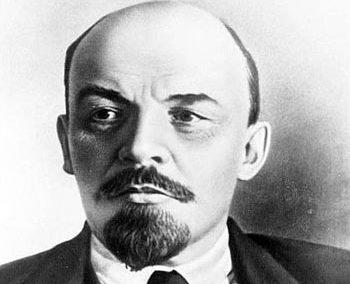 Двойник Ленина посещает Кремль