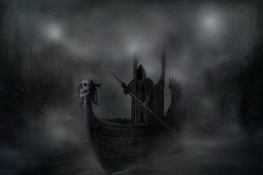 Туннель и Река забвения. Видения клинической смерти.