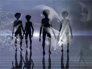 Полтергейст и внеземные цивилизации
