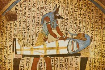 Древнеегипетский погребальный культ. «Книга Мертвых»
