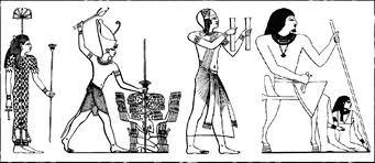 Обращение к богам (Египетская «Книга мертвых»)