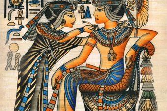 Заклинание Эб (души-сердца) (Египетская «Книга мертвых»)