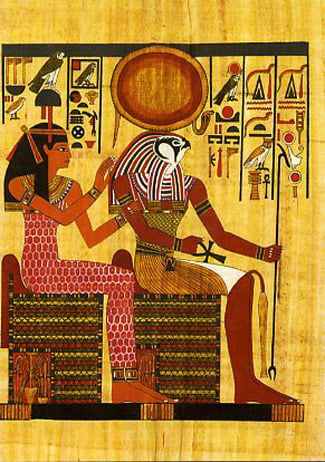 Пилоны дома Осириса (Египетская «Книга мертвых»)