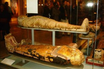 Техники мумификации