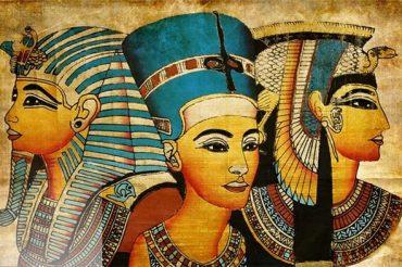 Заклинания уст и имени умершего (Египетская «Книга мертвых»)