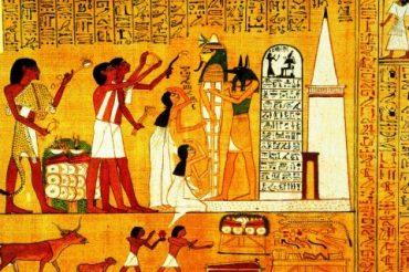 Миф о Великом Дне (Египетская «Книга мертвых»)