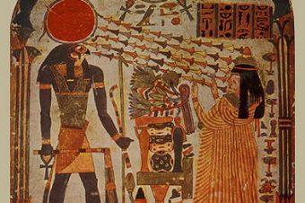 Как побороть врагов (Египетская «Книга мертвых»)