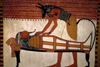 Обращение умершего к духам и богам (Египетская «Книга мертвых»)