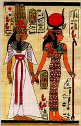 Гимн Ра, который нужно петь в день новой Луны (Египетская «Книга мертвых»)