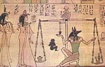 Превращения в божества (Египетская «Книга мертвых»)