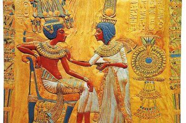 Глава о том, как не умереть во второй раз (Египетская «Книга мертвых»)
