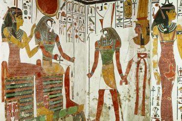 Обращение к богам Дуата (Египетская «Книга мертвых»)