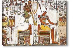 Магические речения богов-заступников в погребальных камерах (Египетская «Книга мертвых»)