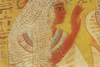 Дарование уст умершему (Египетская «Книга мертвых»)