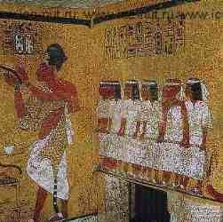 Глава выхода днем и открытия пути через Запад (Египетская «Книга мертвых»)