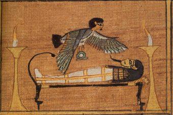 Древнеегипетское представление о человеке