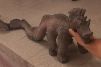 Динозавры и люди. Запретные темы истории (видео)