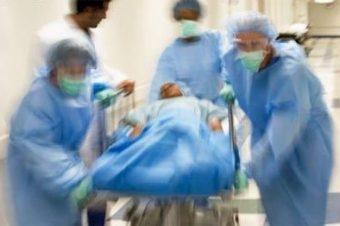 Действие сатанистов в больнице