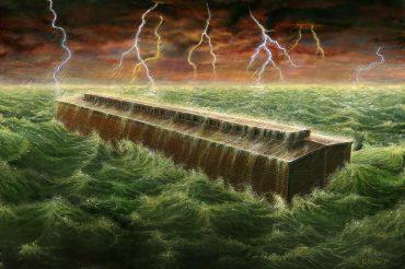 Рождение Ноя и пророчество о его жизни («Книга Еноха»)