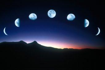 Принцип движения Луны. Исчисление лет. Врата и окна неба. («Книга Еноха»)