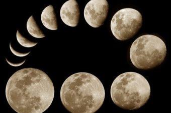 Врата Ветров. Циклы Луны. Исчисление дней года. Путеводители частей года. («Книга Еноха»)