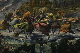 Жертвоприношения людей — Черная месса