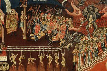 Откровение Сына Человеческого. Правление праведных. Наказание нечестивых. Потоп. («Книга Еноха»)