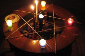 Обучение в культе сатанистов