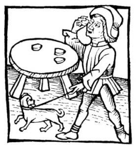 """Драгоцениые камни. Опал. """"Вертоград надежный"""", ок. 1499 г."""