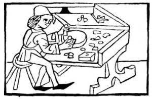 Драгоценные камни. И. Шпо рер. Книжица... о силе, которая в благородных камнях имеется, ок. 1495 г.