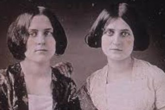 Когда возник спиритизм? Сестры  Фокс.