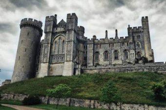 Замки привидений Уэльса (видео)
