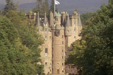 Замки привидений Шотландии (видео)