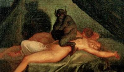 Дьяволы — любовники и любовницы