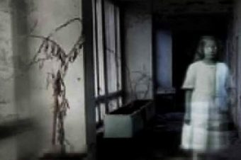 Призраки, снятые на видео