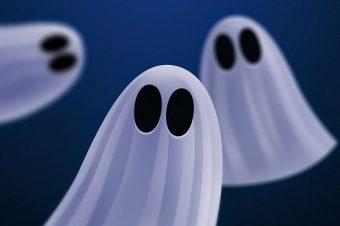 Как выглядят призраки?