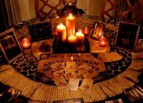 спиритизм